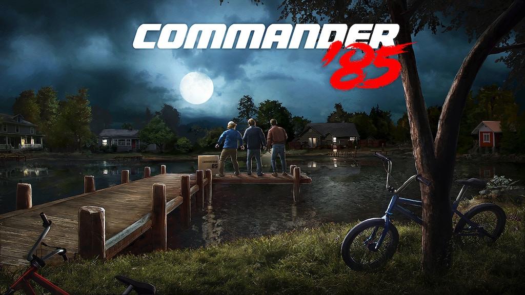 Commander '85 project video thumbnail