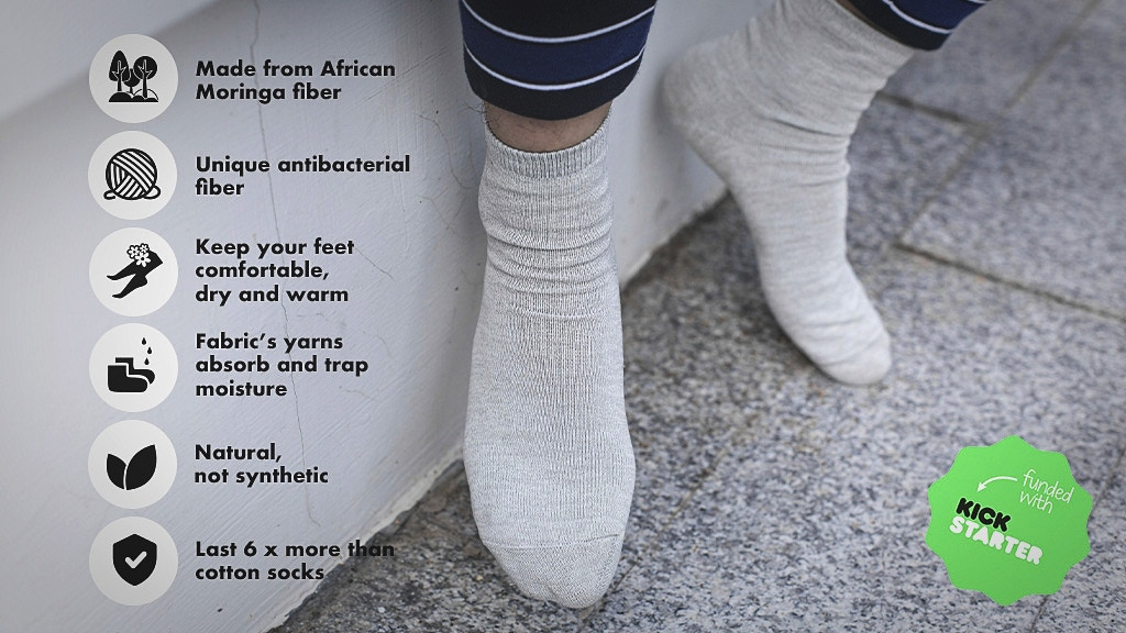 Washi Socks: Extra Comfortable & Durable Sweat-Wicking Socks