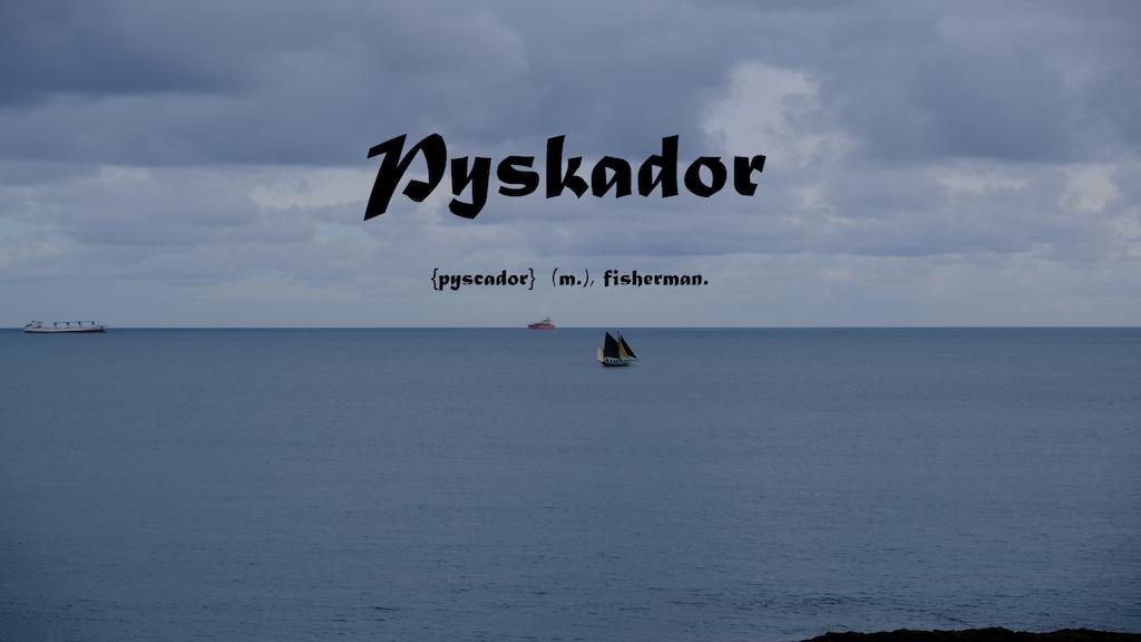 Project image for Pyskador - Short Film