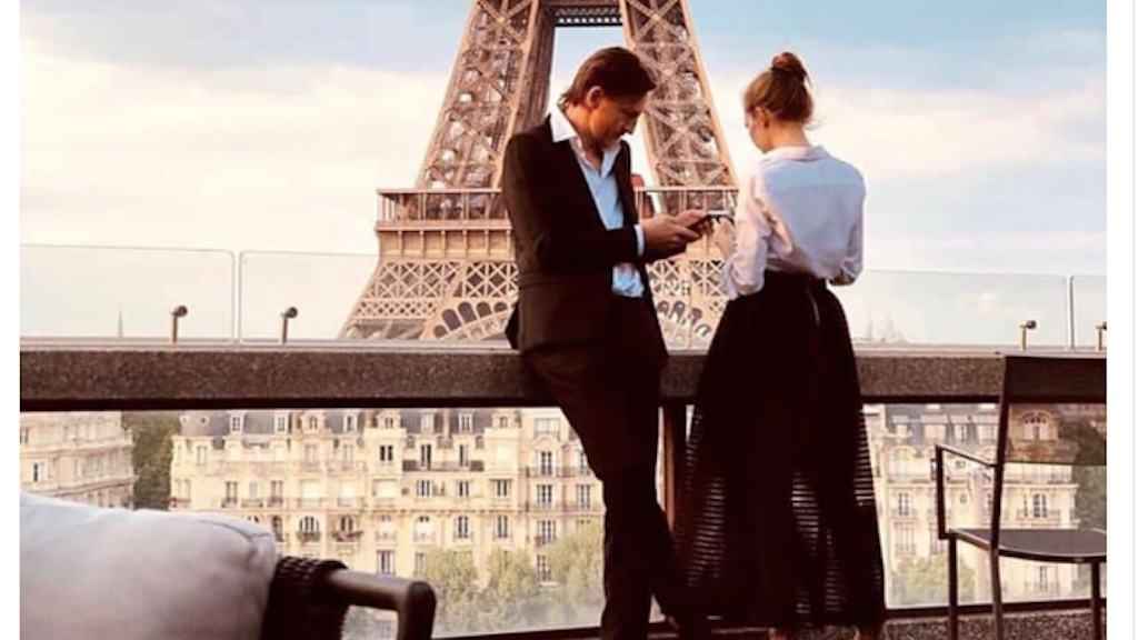 Paris On Air by Oliver Gee project video thumbnail