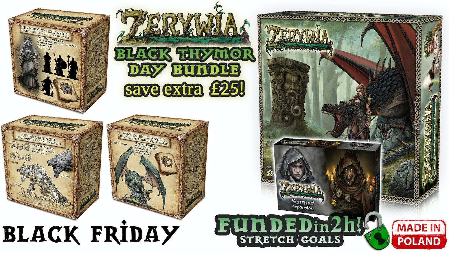 Zerywia By Koliba Games Kickstarter