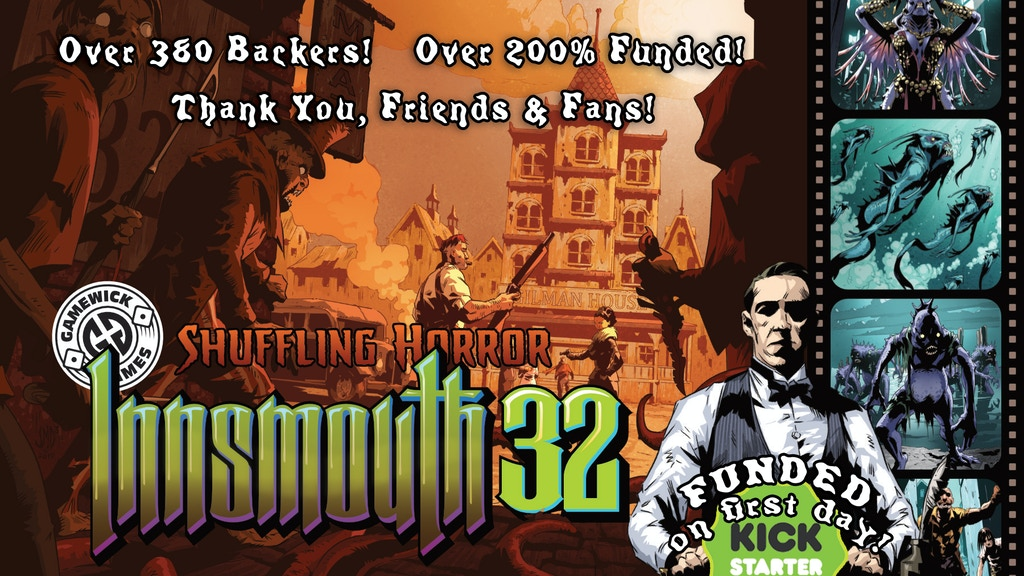 Innsmouth 32 | Cards! Dice! Terror! project video thumbnail