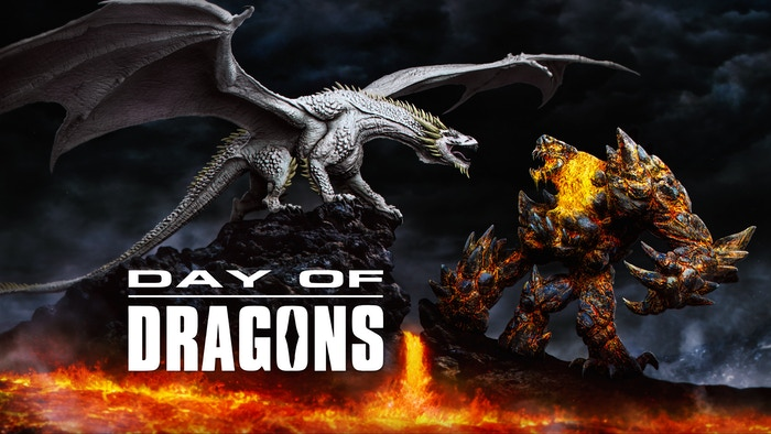 Day of Dragons is an online creature survival sandbox PC game set in a large, beautiful, open world with multiple biomes. Now on Steam Early Access!