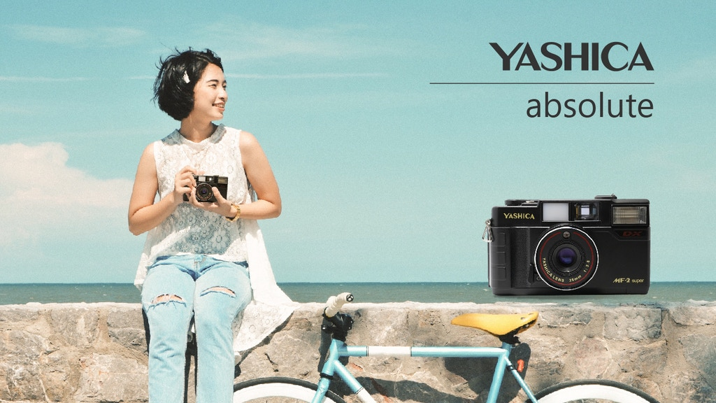 YASHICA absolute - [Novella] project video thumbnail