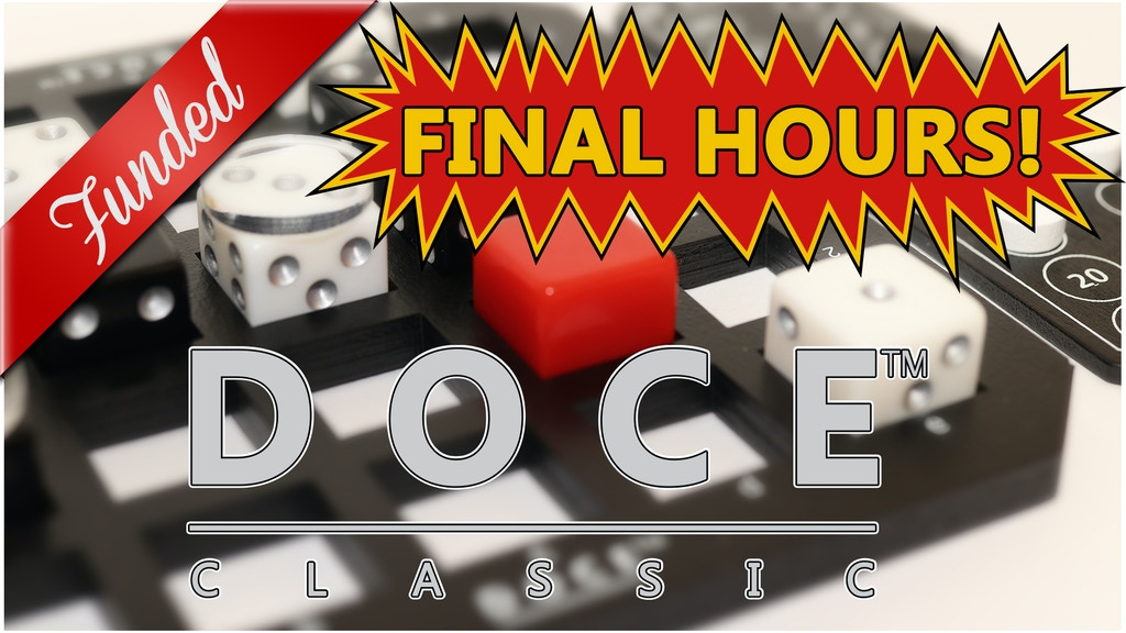 DOCE™ CLASSIC - Gaming on a whole new level™ project video thumbnail