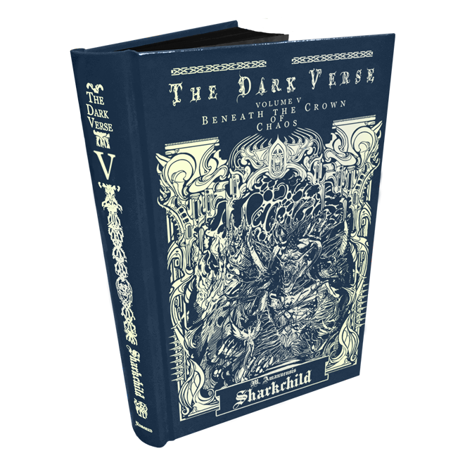 13 short stories and a novella of occult, metaphysical, and fantastical horror, with illustrations, in stunning hardcover binding.