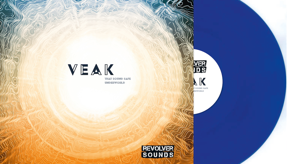 "Project image for VEAK Drumandbass 12"" Vinyl"