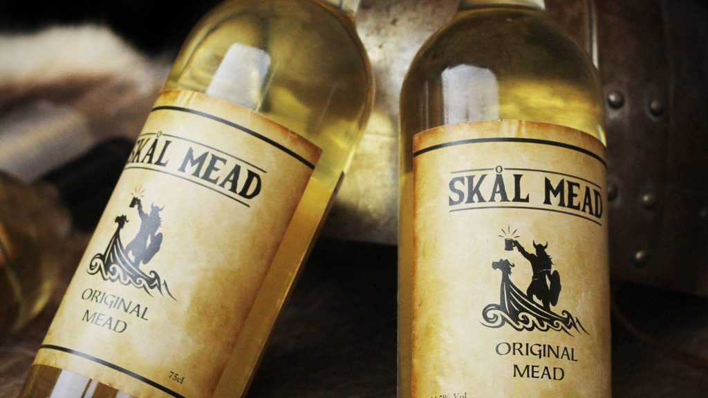 Project image for SKÅL MEAD - Expansion and rebrand