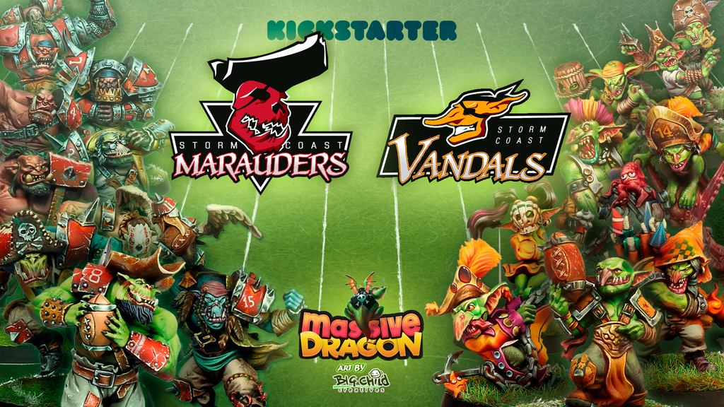 Project image for Orcs and Goblins for Fantasy Football