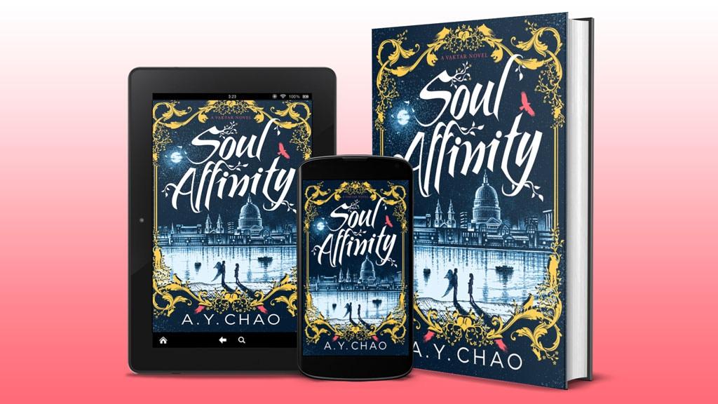Project image for Soul Affinity — A Vaktar Novel