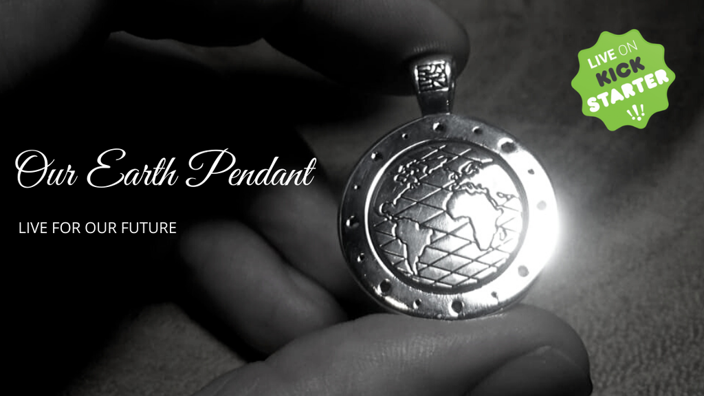 Project image for Our Earth Pendant
