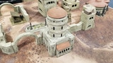 28mm Sci-Fi Base 3D printed Terrain from Contact Front Games thumbnail