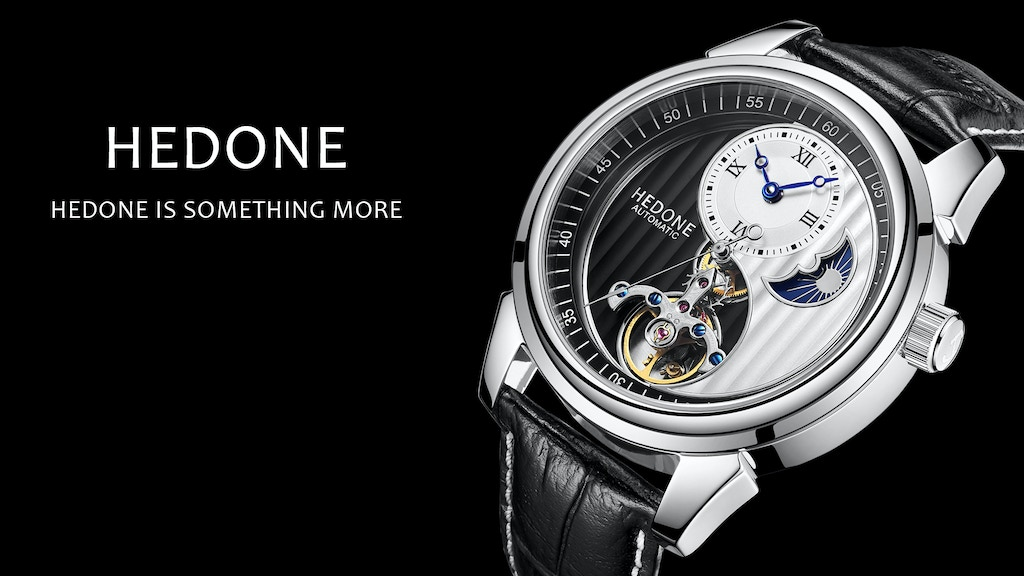 HEDONE | PHILOSOPHE ~ Timepieces Inspired By Cosmic Duality