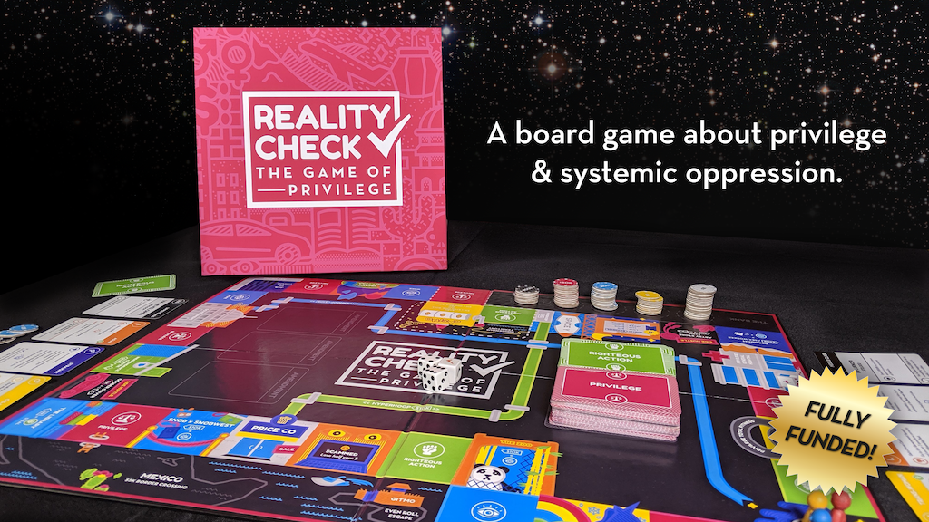 Reality Check: The Game of Privilege project video thumbnail