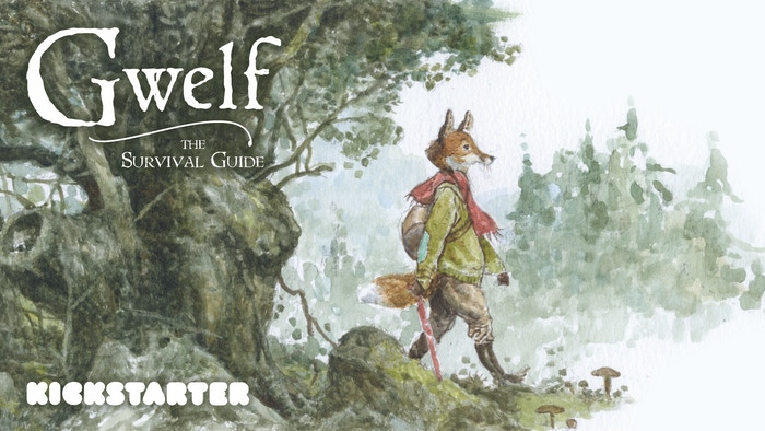 A survival guide to the fantastical world of Gwelf.