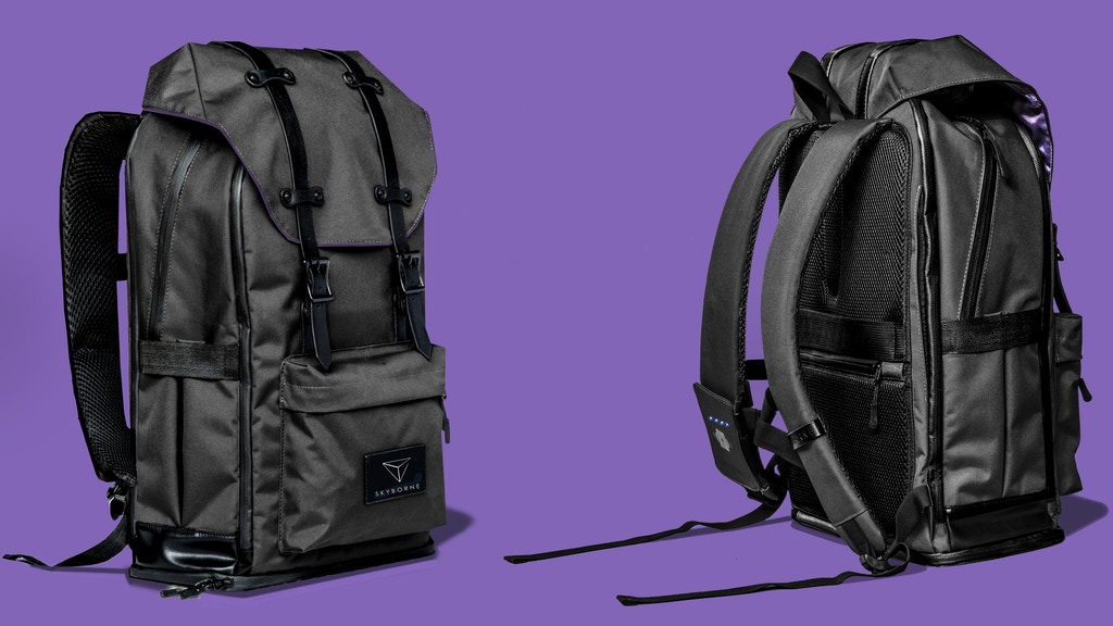 Smart-Pack® from Skyborne project video thumbnail