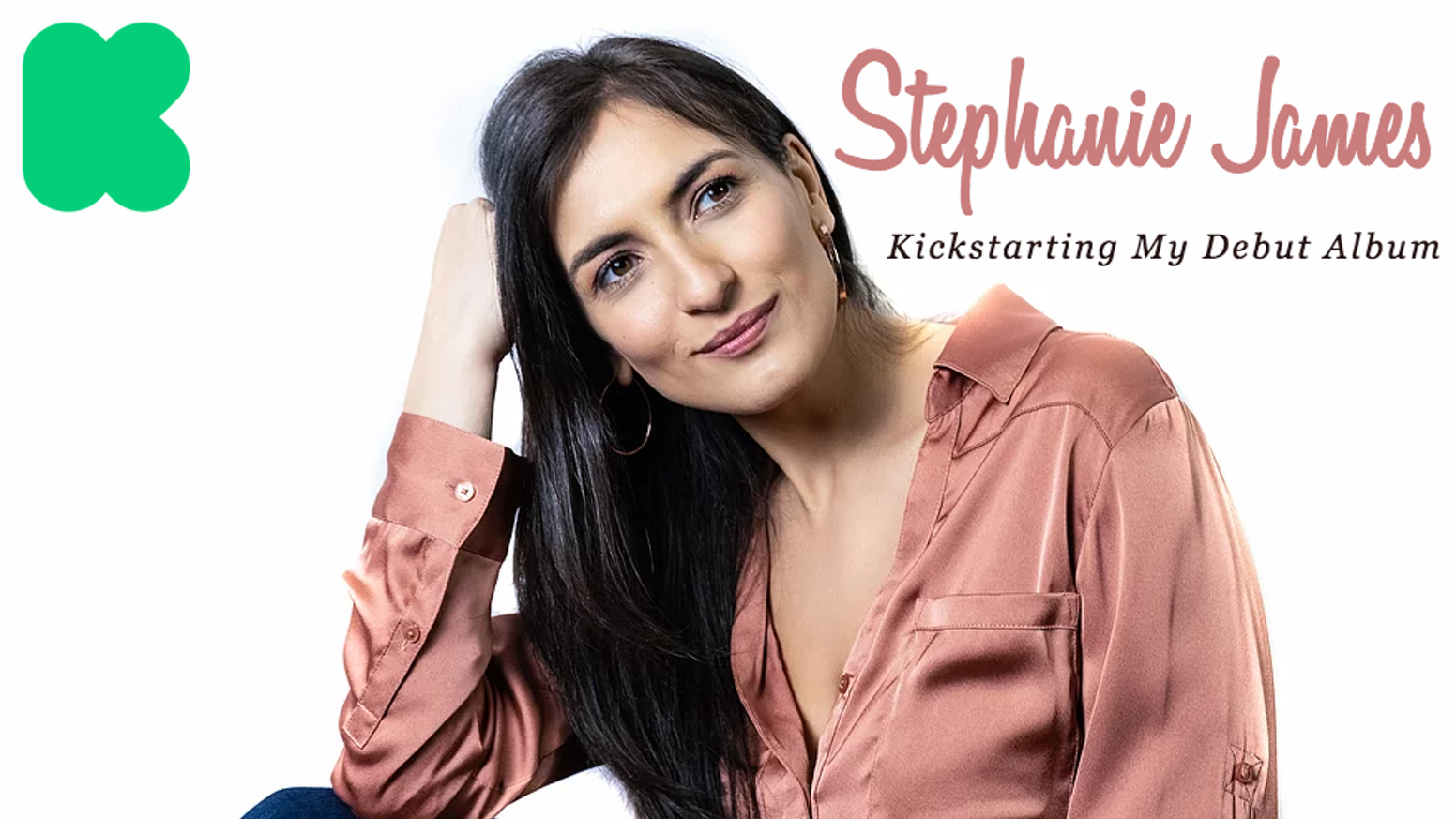Join Stephanie James as she releases her new record - UNBREAKABLE