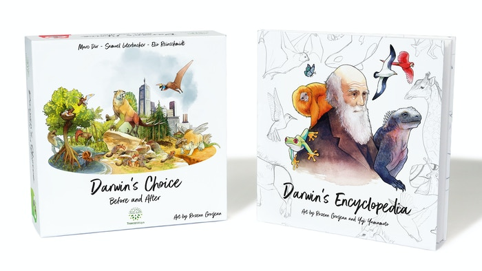 Card game with over 480 beautifully hand-drawn Animal/Dinosaur Cards along with a well-designed Animal Encyclopedia