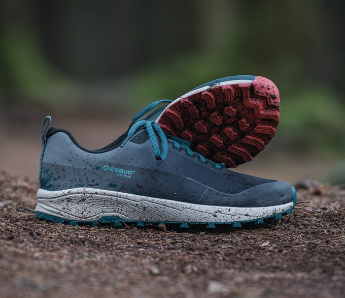 Icebug Outrun: The most sustainable trail running shoe yet. by ...