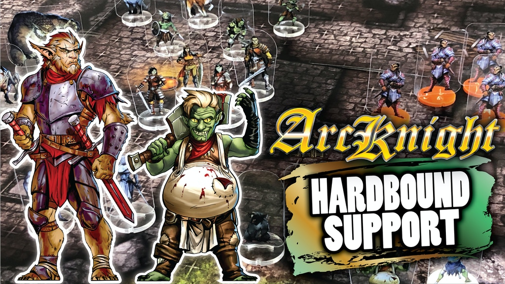 Hardbound Support - 5E Starter Set (LMOP) project video thumbnail