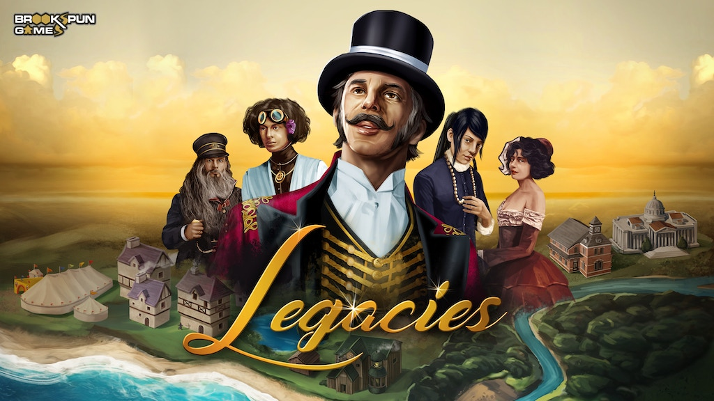 Legacies project video thumbnail
