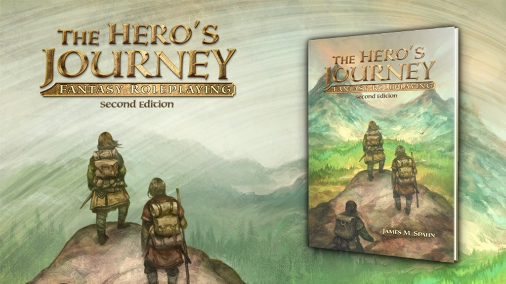 Project image for The Hero's Journey 2e