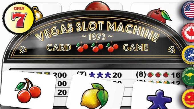 Vegas Slot Machine 1973