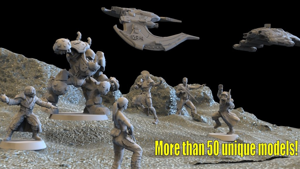 Project image for Generic Miniatures Holiday Season Extravaganza!!!