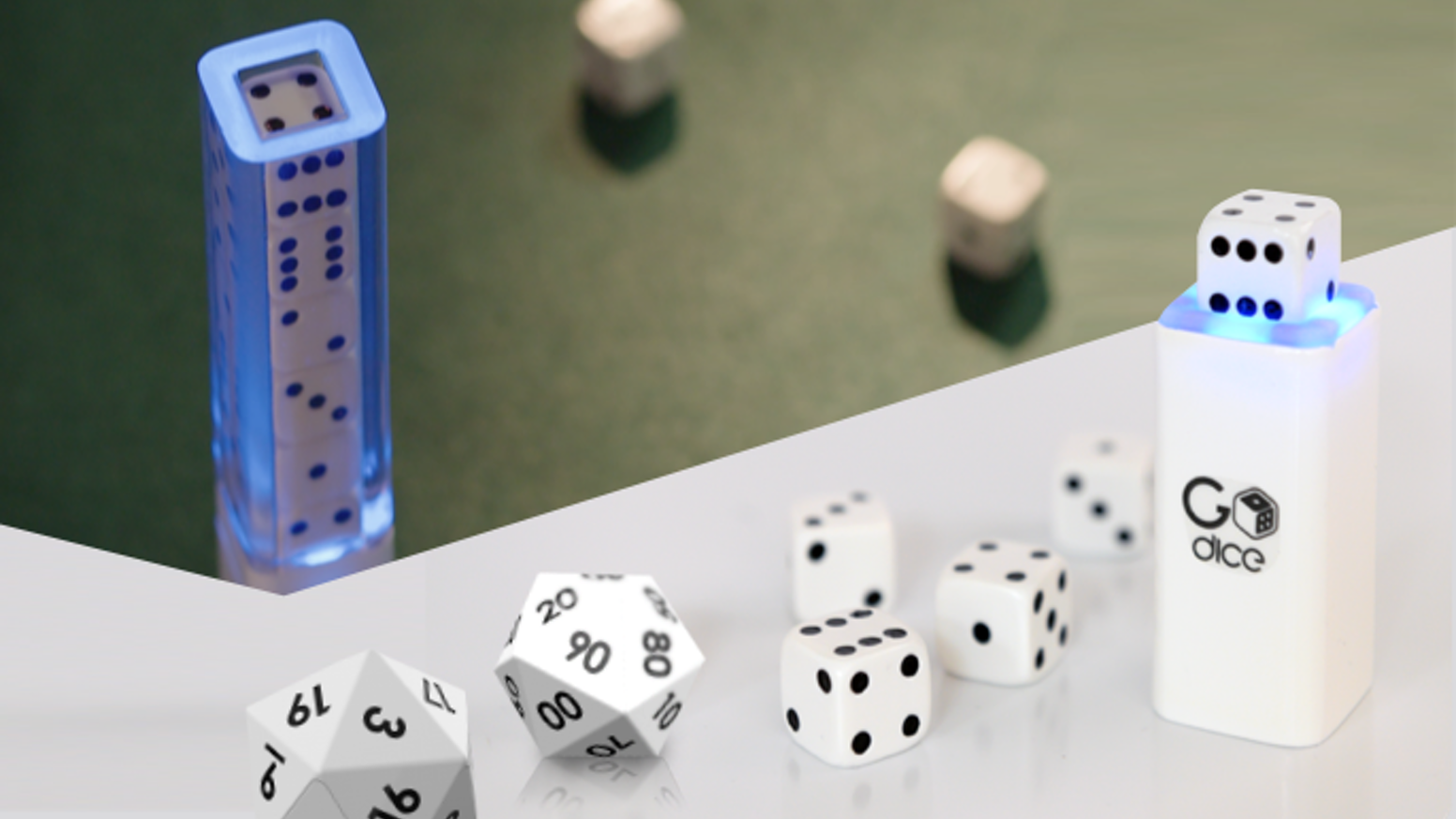 Elevate game night and RPG to a whole new level - Play online and offline with friends & family.