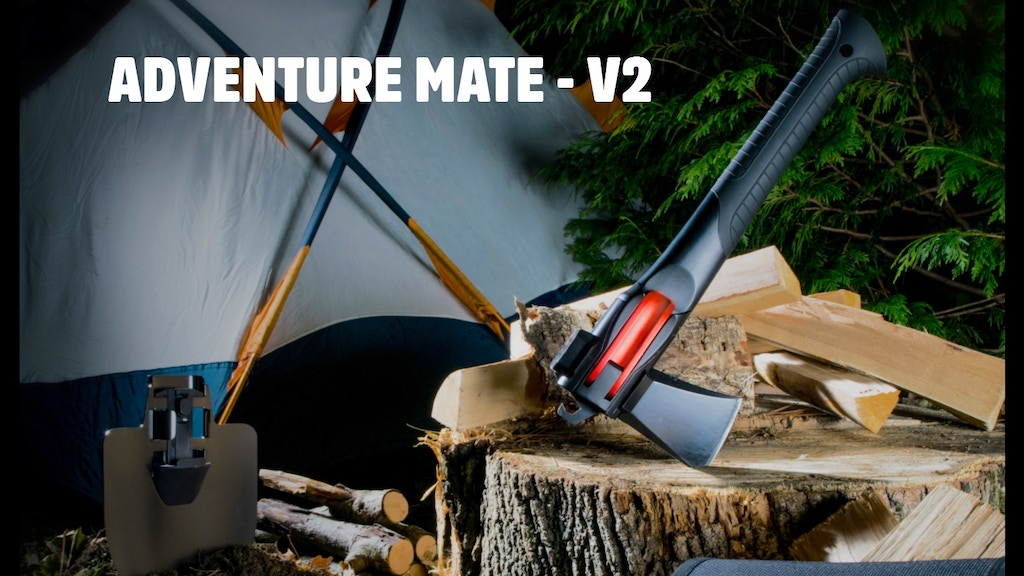 Adventure Mate project video thumbnail