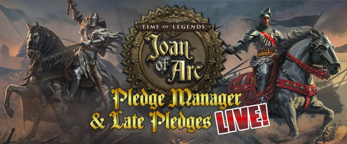 Time Of Legends Joan Of Arc 15 By Mythic Games Inc