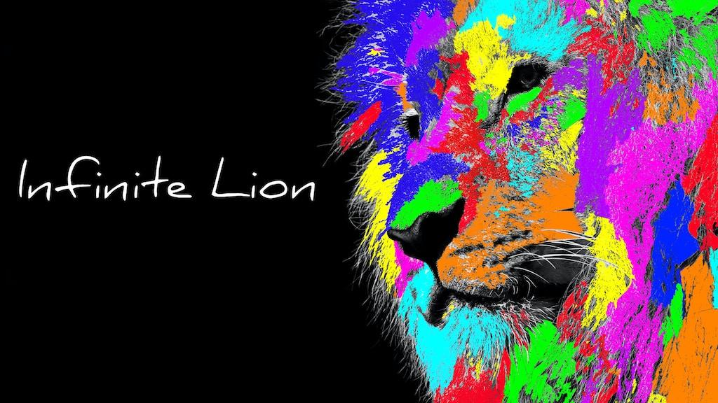 Infinite Lion - album by Mack Spellman project video thumbnail