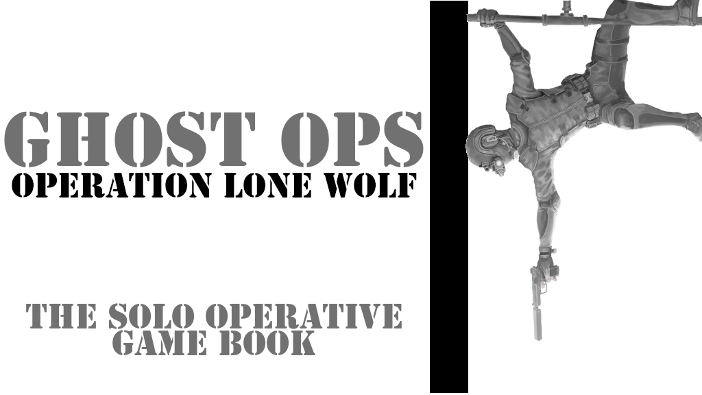 Project image for Ghost Ops - Operation Lone Wolf