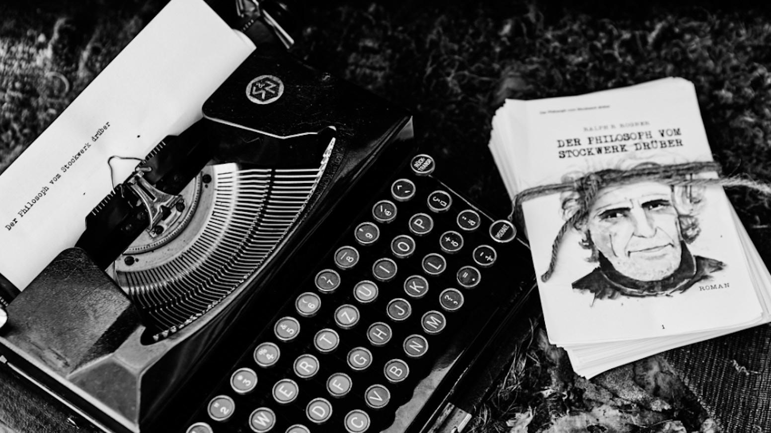 Ein Roman von Ralph R. Rogner