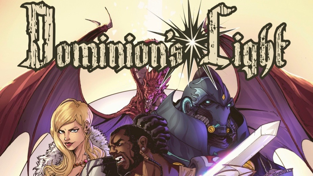 DOMINION'S LIGHT: THE GRAPHIC NOVEL - ISSUE #1 project video thumbnail