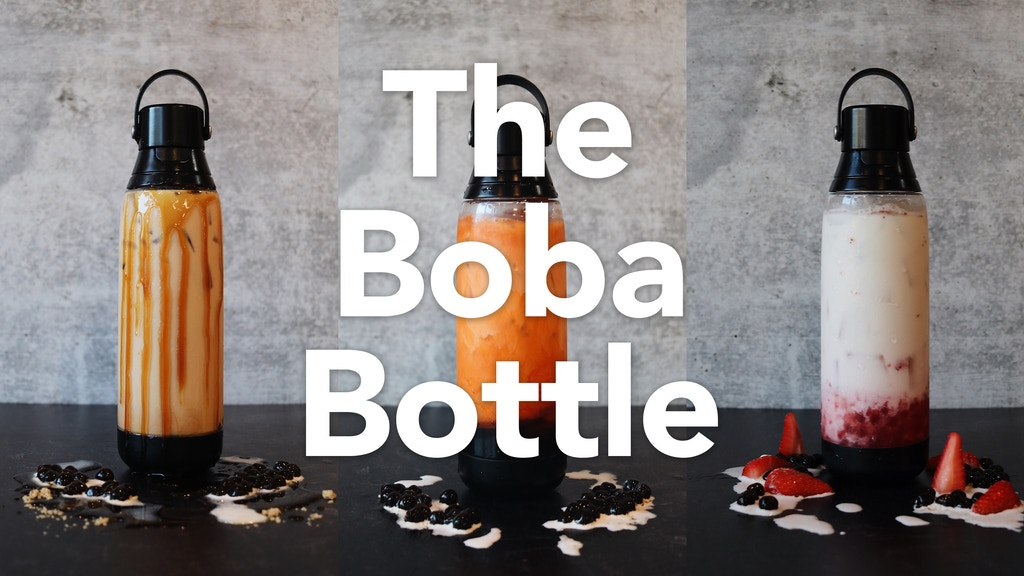 BobaMate: The Boba Bottle project video thumbnail