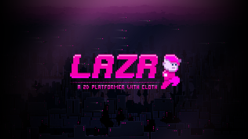Lazr, A Cyberpunk Clothformer project video thumbnail