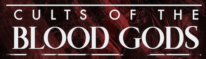 Os Cultos Dos Deuses De Sangue Estão Chegando Para O V5.   O Velhinho do RPG