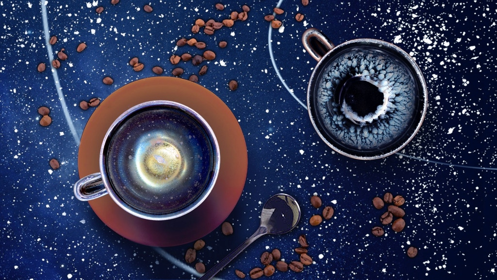 TENMO - There's a Nebula in That Coffee Cup project video thumbnail