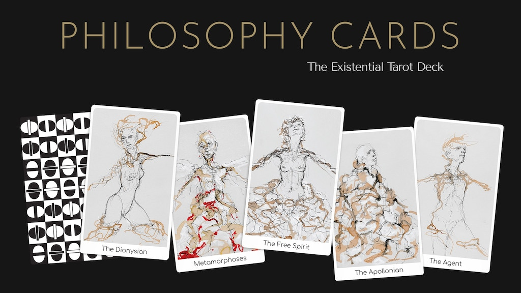 Philosophy Cards: The Existential Tarot Deck project video thumbnail