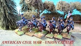 28mm - ACW - CONFEDERATE CAVALRY thumbnail