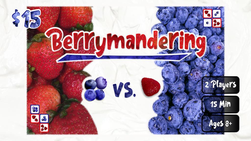 Berrymandering project video thumbnail