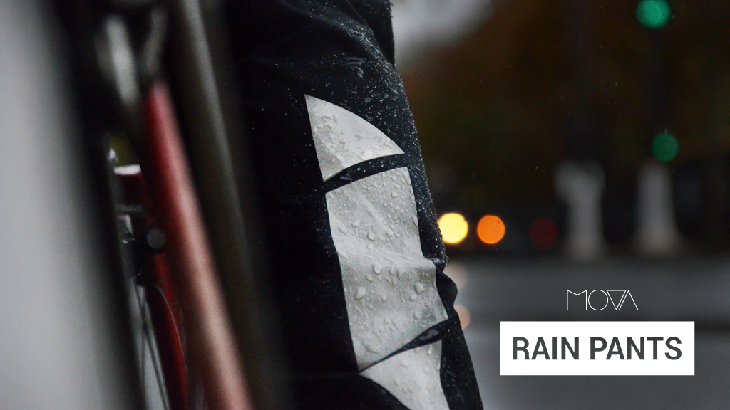 The Cycling Rain Pants project video thumbnail