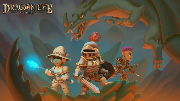 Dragon Eye Online is a cross-platform, no P2W, fantasy MMORPG with a player-driven economy. Let's make something special together!
