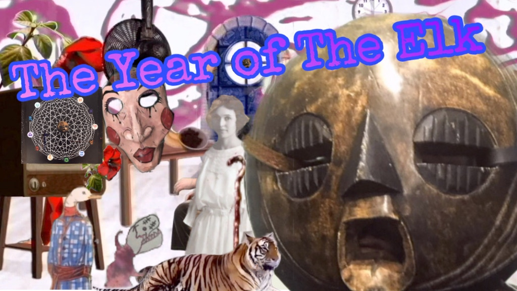 The Year of The Elk Vinyl project video thumbnail