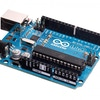 Arduino: open-source microcontroller. Source: SparkFun Electronics