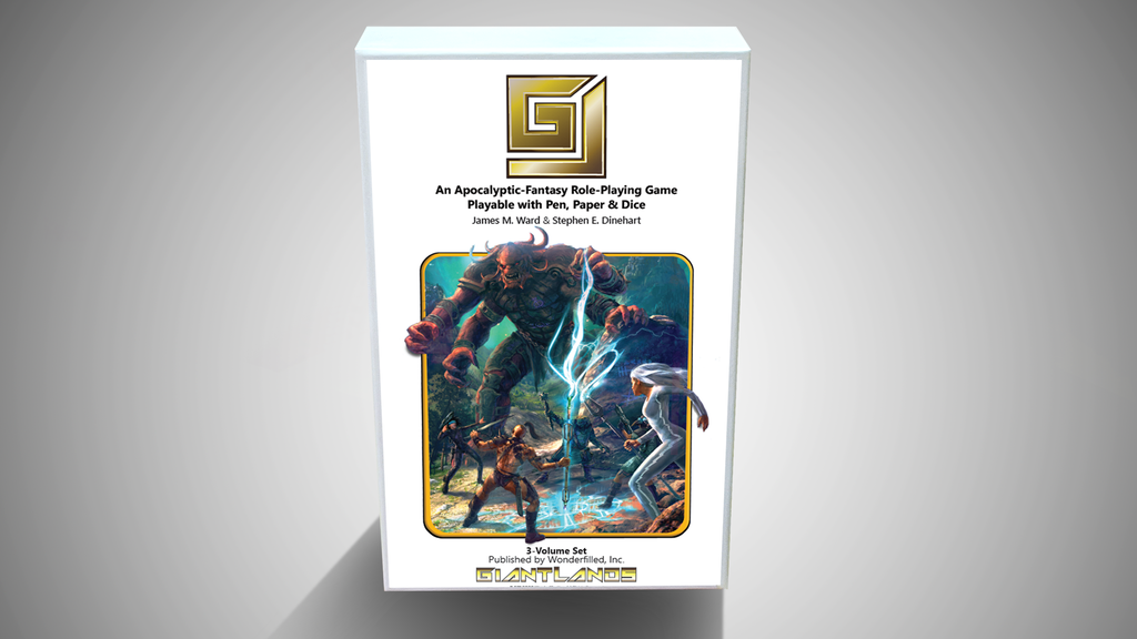 GiantLands: Limited Edition Boxed Set project video thumbnail