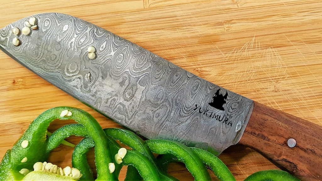 Samura damascus: Real damascus Gear in your kitchen project video thumbnail