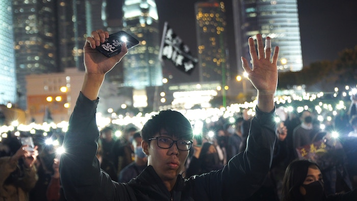 We will bring Hong Kong to the forefront of American media and show what the world can learn from the courageous protesters.
