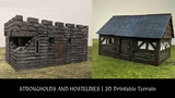 Strongholds and Hostelries 3D Terrain Bundle thumbnail